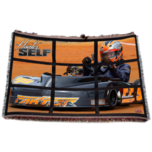 We have offered the FX Throw Blanket for a couple of years, we are now offering a less expensive edition, the 'Custom Personal Blanket'. This blanket is the same quality piece we've offered in the past, but without the 'FX' elements, hence the lower price point.